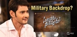 millitary-backdrop-for-mahesh-26-th-movie