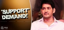 Dharna-At-Mahesh-Babu-House-For-Support-Of-AP-Capi