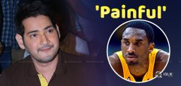 Mahesh Babu Feels Shocked On Kobe Bryant's Death