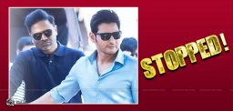 Shocking: Mahesh - Paidipally Film Shelved?