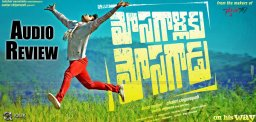 sudheer-babu-mosagallaku-mosagadu-audio-review