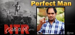 The Perfect Man For NTR Biopic