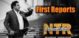 ntr-kathanayakudu-movie-first-reports