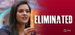 Rohini Gets Eliminated From Bigg Boss 3