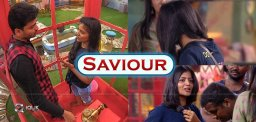 Shiva Jyothi Cuts Her Hair To Save Ravi From Elimination