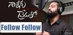 nannaku-prematho-follow-follow-making-video
