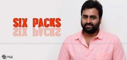 nara-rohit-starts-training-for-six-packs