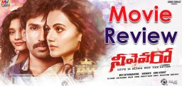 neevevaro-review-rating-aadhi-pinisetty