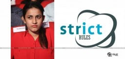 strict-rules-at-niharika-debut-movie-details