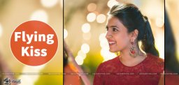 niharika-responds-on-flying-kiss-request-from-fan