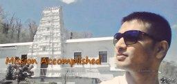 nikhil-at-pittsburgh-venkateswara-swamy-temple