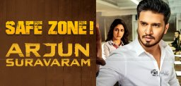 Arjun-Suravaram-Is-Out-Of-Danger