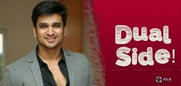 Nikhil Siddartha To Have Dual Battery!