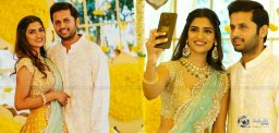 Here's All About Nithiin's Wedding And Reception
