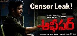 officer-movie-censor-report-details