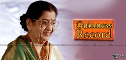 singer-psuseela-enters-into-guinness-world-records