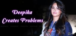 Deepika Problem For Anushka