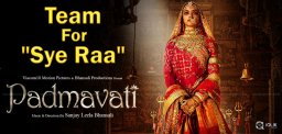 team-padmavathi-for-sye-raa