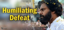 Humiliating Defeat For Pawan Kalyan