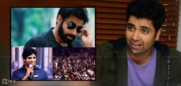 Sesh Opens Up On Taking Pawan's Name At Baahubali Event!