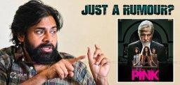 pawan-pink-remake-just-rumour