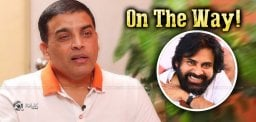 Dil Raju Says, PSPK Is On The Way!