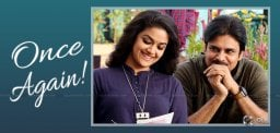 Pawan To Romance Keerthy Again!