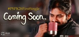 Very Soon: #PSPK26 First Single Release On Women's Day!