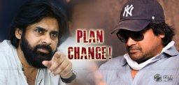 Pawan Prepones Harish Shankar Project?