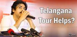 Pawan Kalyan's Telangana Dreams