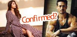 Pooja Hegde To Romance Tiger Shroff?