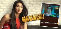 Pooja Hegde Becomes A Hacking Victim!