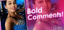Pooja-Ramachandran-bold-comments-bikini