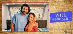 prabhas-with-tv-actress-madirakshi