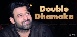 Double Gift From Prabhas For Darlings!
