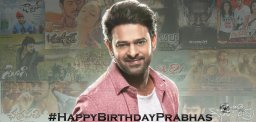 Birthday Special: Saaho Re Prabhas!