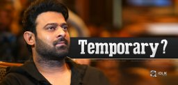 Is Baahubali Prabhas Mania Temporary?