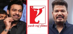 Crazy Combo- Prabhas+Shankar+Yash Raj Films