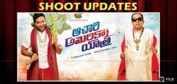 vishnu-manchu-achari-america-yatra-shooting-update