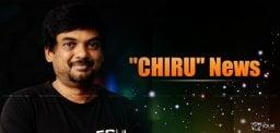 puri-jagannadh-update-about-chiranjeevi-150-film