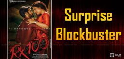 Tollywood Happy With Surprise Blockbuster!