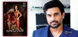 Madhavan Not Part Of Bhaagamathie Hindi Remake