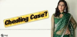 cheating-case-on-actress-ragini-dwivedi