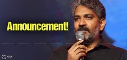 Rajamouli's Announcement On 'Mahabharata'