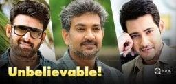 Rajamouli's Next With Mahesh And Prabhas?