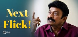 Rajasekhar's Next Flick Announced