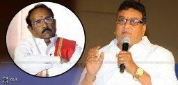 Paruchuri Was Insulted In MAA- Comedian Prithvi