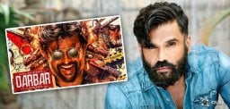 Suneil Shetty To Play Villain In Darbar