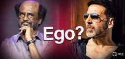 ego-clash-between-rajinikanth-and-akshay-kumar