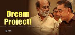 Rajinikanth Kamal Hassan Combo Film!!